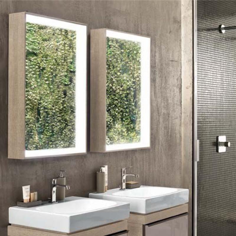 specchio bagno pozzi ginori citterio 60x90 cm sabbia san