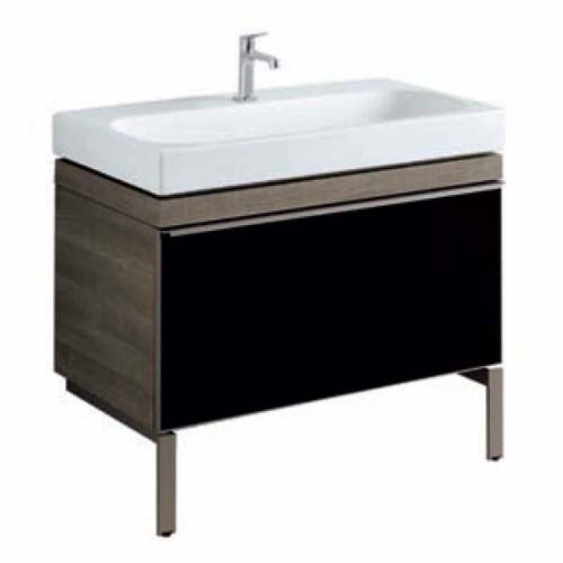 Mobile lavabo pozzi ginori citterio 90 sabbia san marco - Mobile bagno asimmetrico ...