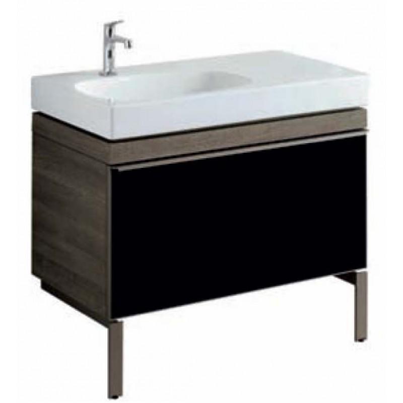 Mobile lavabo asimmetrico pozzi ginori citterio 90 fum sx san marco - Mobile bagno asimmetrico ...
