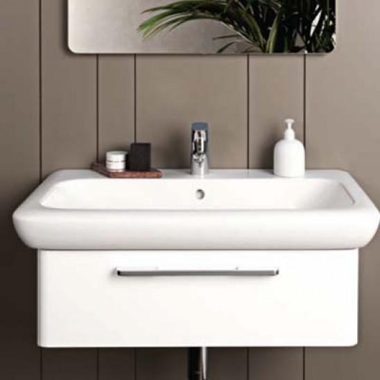 Lavabo bagno pozzi ginori fast 80 cm san marco - Lavabo bagno 50 cm ...
