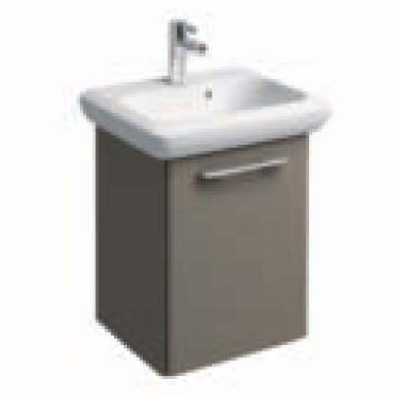 Mobile lavabo Pozzi Ginori Fast 40x50 cm grigio | San Marco