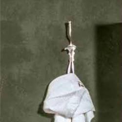 Appendiabiti bagno Cipi Calcutta 1 gancio