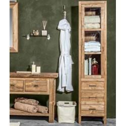 Mobile bagno cabinet Cipi Essenza 45x45x200 cm