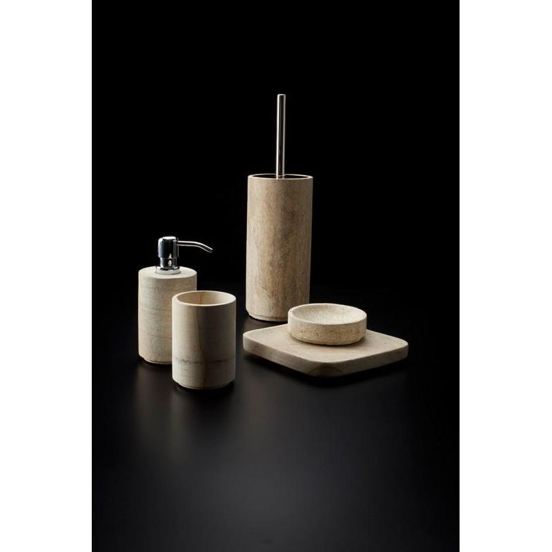 Set di accessori bagno cipi s la san marco - Accessori bagno ufficio ...