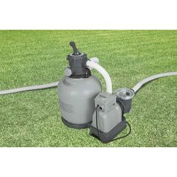 Pompa a sabbia Intex 12 m3 a 6 funzioni con timer e cestello