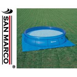 Telo Sottopiscina per piscine rotonde fino a 305 cm