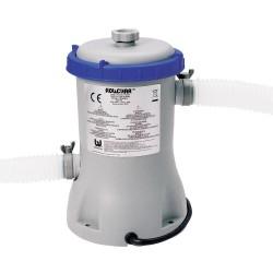 Pompa per piscina Bestway con filtro a cartuccia da 1249 l/h