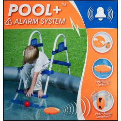 Allarme sonoro wireless per piscina