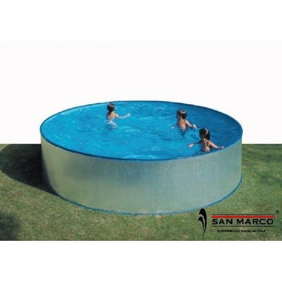 Telo di copertura per piscine rotonde bestway da 457 cm for Piscine fuori terra rotonde