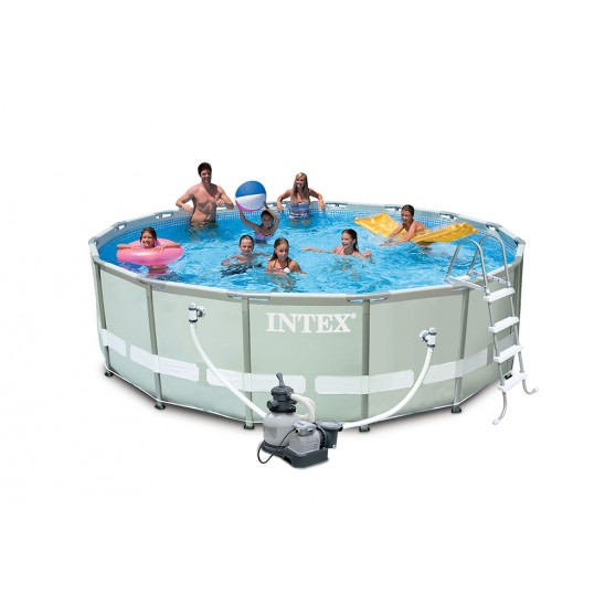 Piscina fuori terra intex ultra frame 549x274x132 cm san for Intex piscine catalogo