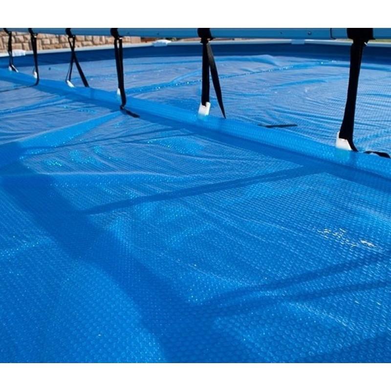 rullo avvolgi teli isotermici per piscine fuori terra ForTeli Per Coprire Piscine Fuori Terra
