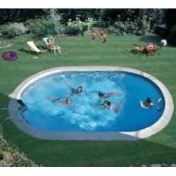 Piscina Gre Star Pool 500x300x120 cm
