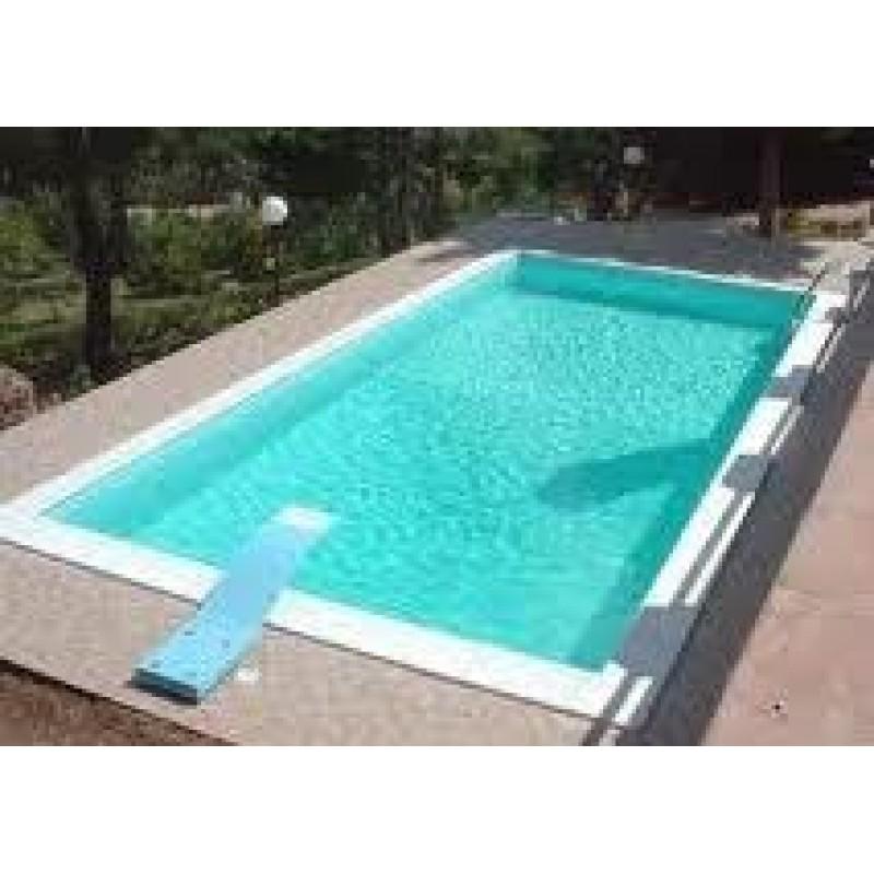 piscina zodiac 4x8 mt e altezza da 120 220 cm san marco