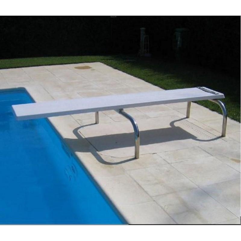 Trampolino per piscine zodiac fly board 2 40 mt san marco - Accessori per piscine interrate ...