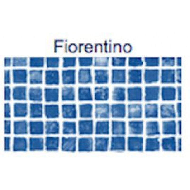 Liner mosaico fiorentino per piscine interrate alkorplan 3000 san marco - Liner per piscine ...