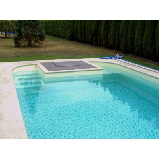 Liner mosaico persia sand per piscine interrate alkorplan for Liner per piscine
