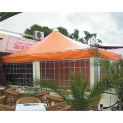 Gazebo professionale Airone System