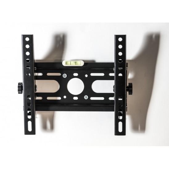 Staffa porta tv da parete universale braccio a muro per lcd led plasma 17 39 32 39 san marco - Porta tv da soffitto ...