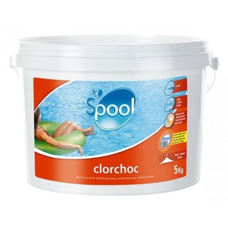 Cloro shock granulare per piscine 10 kg san marco for Cloro per piscine
