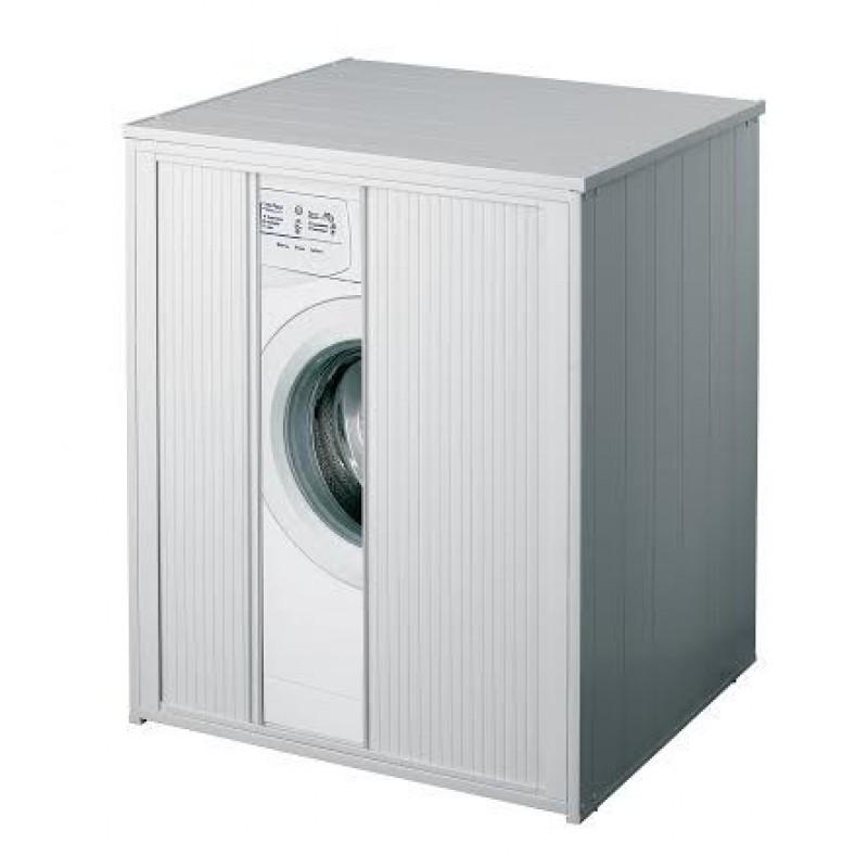 Mobile coprilavatrice e asciugatrice xl san marco for Coprilavatrice in legno