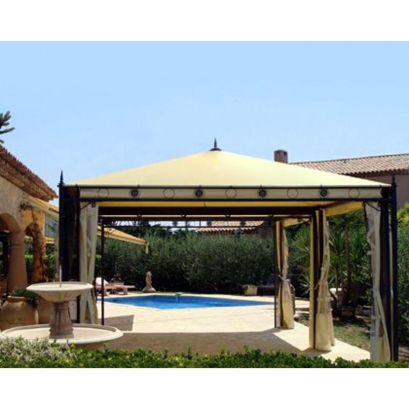Arredamento Da Esterno Gazebo 3x3.Gazebi 3x3 E 3x4 Per Arredo Giardini Decorsystem San Marco