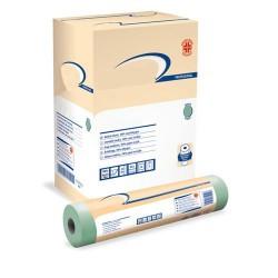 6 rotoli di lenzuolini medici Antibatterici Eco Lucart Verdi