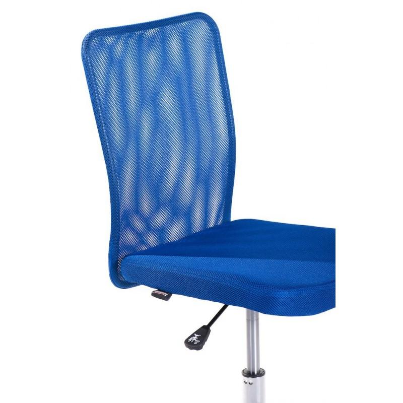 Sedia ufficio girevole roger blu san marco for Ufficio blu