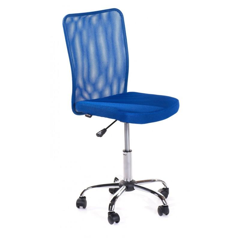 Sedia ufficio girevole roger blu san marco for Sedia ufficio economica