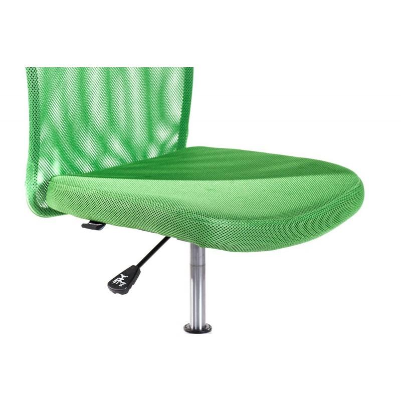 Sedia ufficio girevole roger verde san marco for Ufficio verde