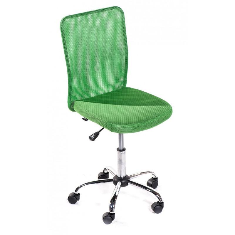 Sedie Da Ufficio Verde.Sedia Ufficio Girevole Roger Verde