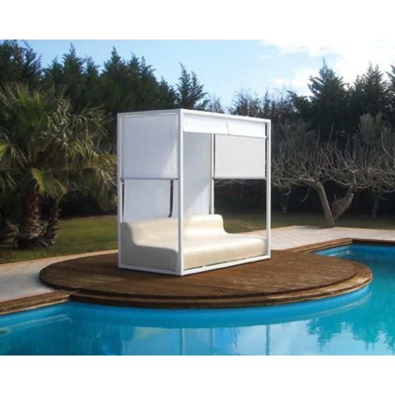 Gazebo per arredo esterni e giardini dehors nido san marco for Arredo esterni design