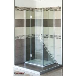 Box doccia San Marco Luxor 8 mm con porta battente
