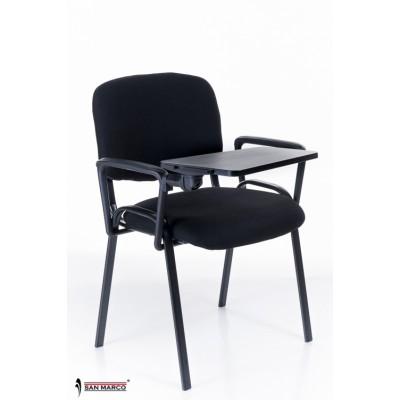 Sedie da ufficio con scrittoio ribaltabile per sala for Scrittoio per ufficio