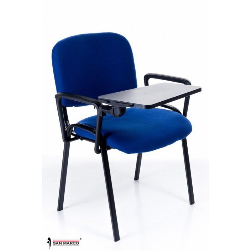 Sedie con Scrittoio ribaltabile Blue Chair | San Marco