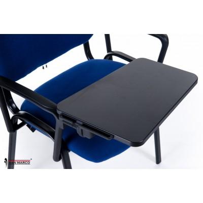 Sedie Blu da studio con scrittoio per conferenza o sala riunioni ...