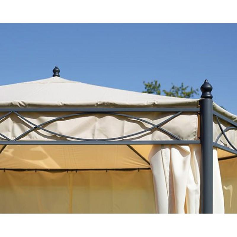 Caminetti da giardino camino da giardino ibiza caminetto for Piani per gazebo con camino