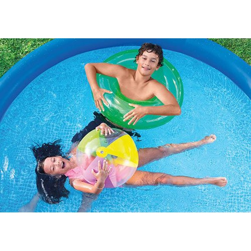 Piscina gonfiabile intex per bambini 244 cm san marco for Piscine fuori terra per bambini