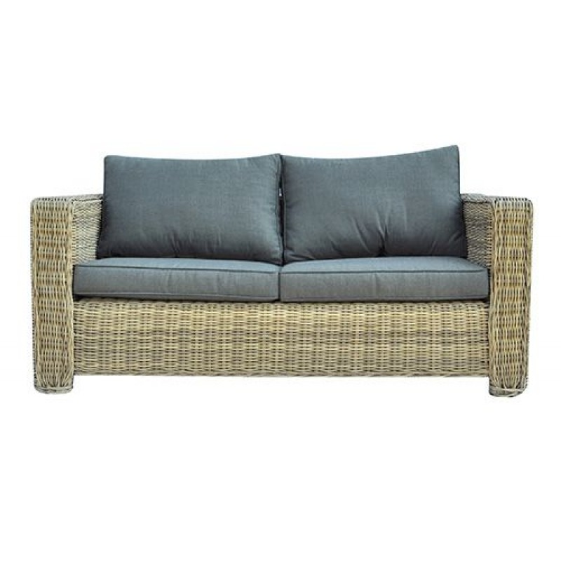 Awesome divano in rattan contemporary for Sofa exterior rattan sintetico