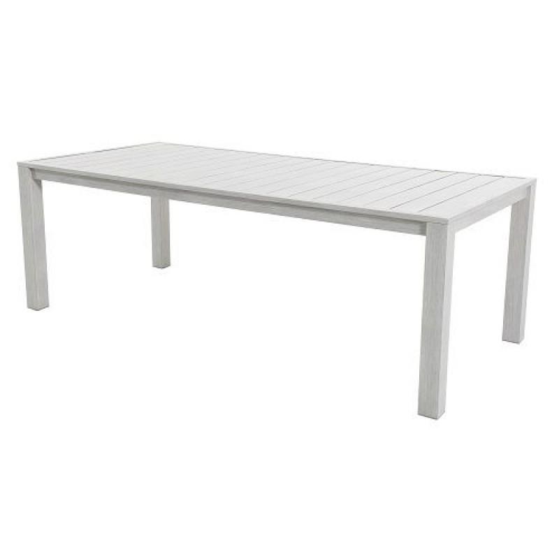 Tavolo Da Giardino Alluminio.Tavolo Da Giardino In Alluminio Pozzuoli Rettangolare 210x100 Cm
