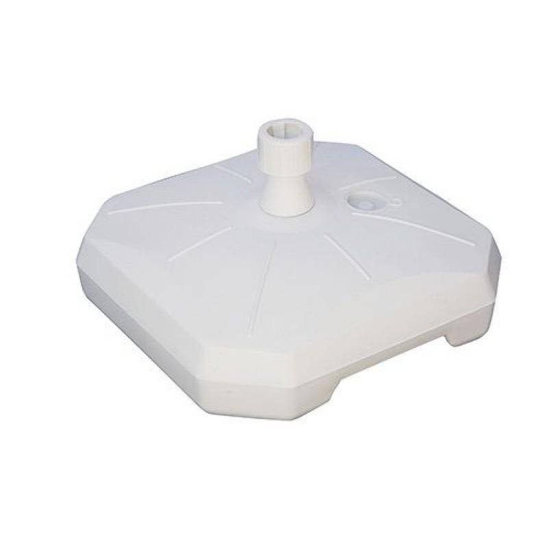 Base per ombrelloni da giardino in plastica san marco for Vasche in plastica da giardino