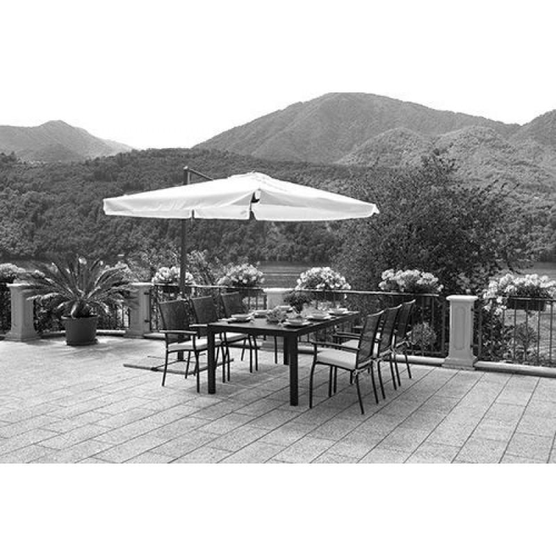 Telo per ombrellone da giardino 3x2 mt san marco - Ombrelloni da giardino brico ...
