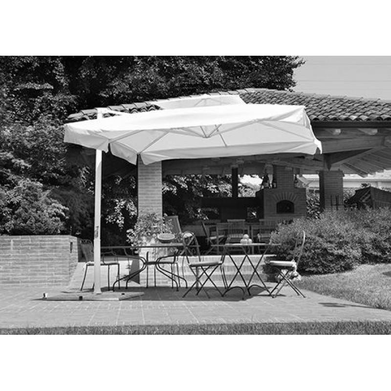 Telo per ombrellone contract 3x3 mt camino san marco - Ombrelloni da giardino brico ...