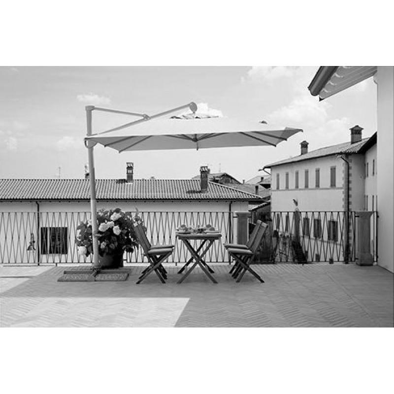 Ricambio Ombrellone Da Giardino.Telo Per Ombrellone Contract 3x3 Mt Ruotabile San Marco