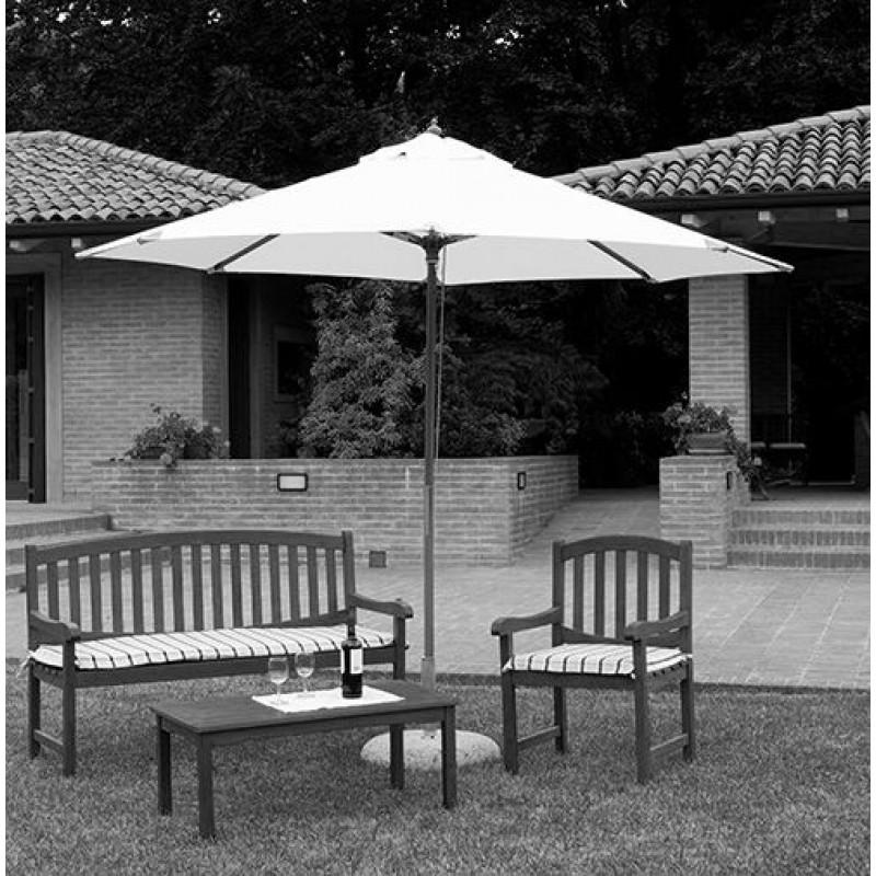 Telo per ombrellone da giardino quadrato 3 mt san marco - Ombrelloni da giardino brico ...
