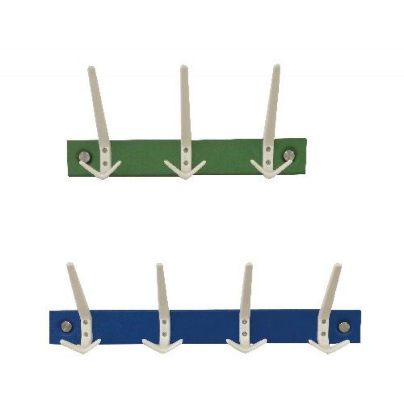Appendiabiti da parete in metallo freccia san marco for Appendiabiti parete