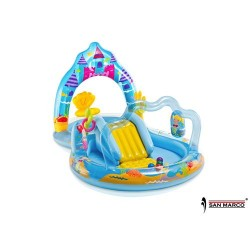 Gioco gonfiabile Mermaid Kingdom Play Center