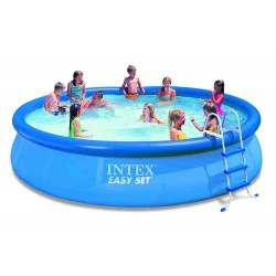 Piscina fuori terra Intex Easy set rotonda 457x91 cm