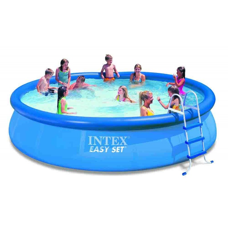 Piscina fuori terra intex easy set 457x91 cm san marco - Intex piscine fuori terra ...
