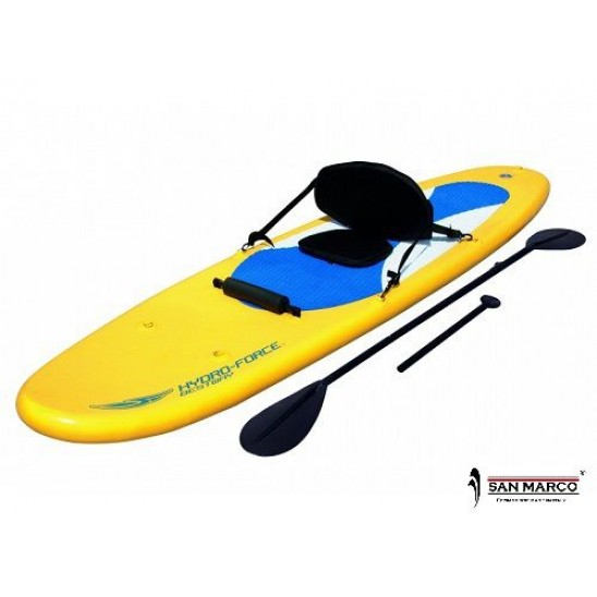 Sup e kayak gonfiabile Rip Tide Hydro-Force