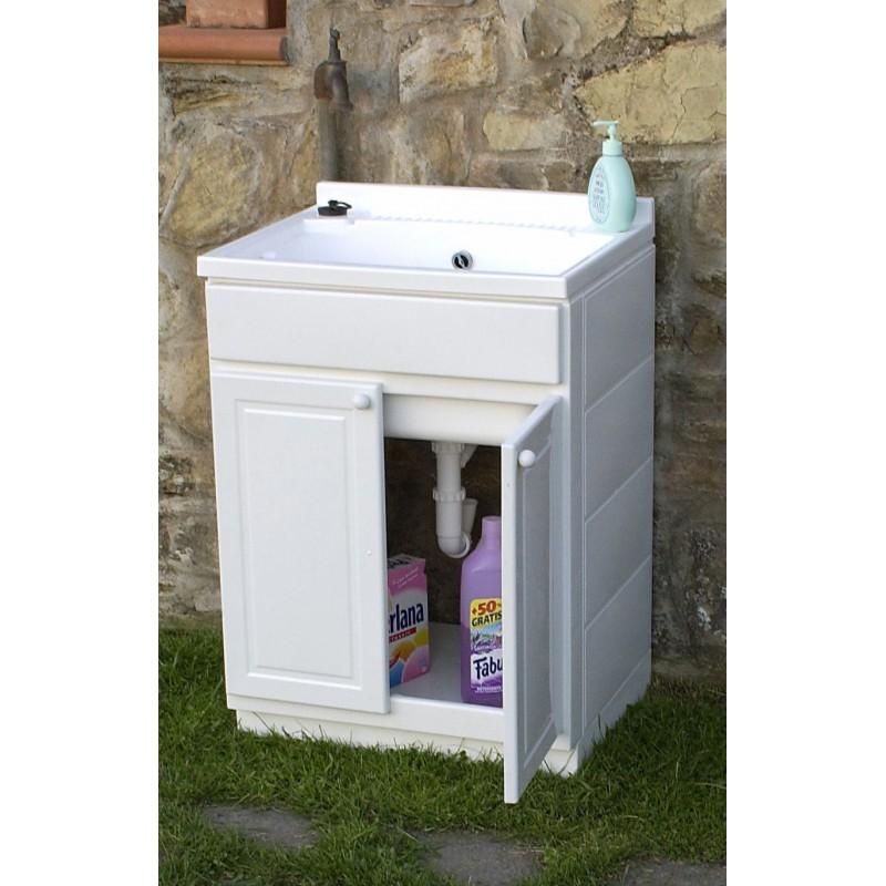 Mobile lavatoio lavapanni pilozza assemblato san marco - Mobile lavatoio ...